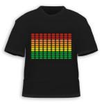 Led T Shirts TeslaTshirt.com
